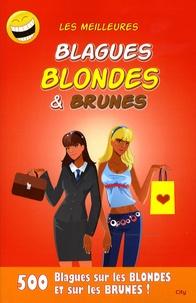 Sébastien Lebrun - Les meilleures blagues blondes et brunes.
