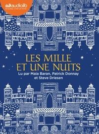René Khawam et Maïa Baran - Les mille et une nuits. 4 CD audio MP3