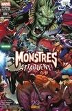 Alain Guerrini - Les monstres attaquent ! N°1, octobre 2017 : .