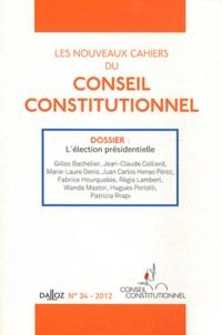 Les nouveaux cahiers du Conseil constitutionnel N° 34, 2012.pdf