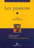 Carole Talon-Hugon - Les passions.
