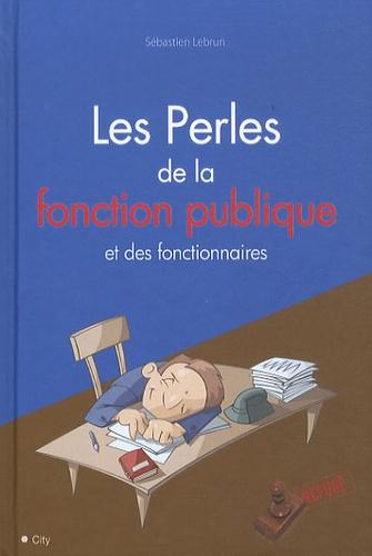Sébastien Lebrun - Les perles de la fonction publique et des fonctionnaires.
