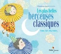 David Pastor - Les plus belles berceuses classiques (CD).