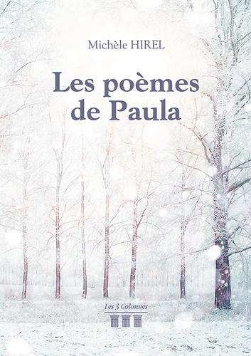 Michèle Hirel - Les poèmes de Paula.