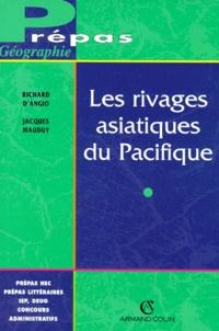 Richard d' Angio et Jacques Mauduy - Les rivages asiatiques du Pacifique.