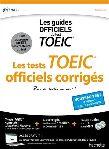Hachette - Les tests officiels corrigés TOEIC.