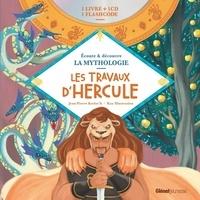 Jean-Pierre Kerloc'h et  Kaa Illustration - Les travaux d'Hercule. 1 CD audio