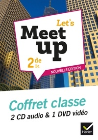 Erwan Gouraud - Let's Meet up! 2de B1. 1 DVD + 2 CD audio