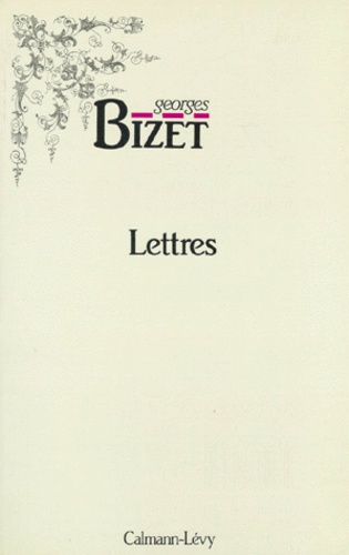 Lettres. 1850-1875