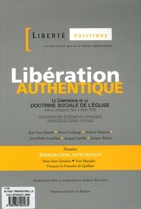 Jean-Paul Laborde et Jean Flouriot - Liberté politique N° 34, Eté 2006 : Libération authentique.
