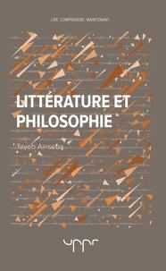 Tayeb Ainseba - Littérature et philosophie.
