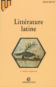 LITTERATURE LATINE. 9ème édition 1996.pdf