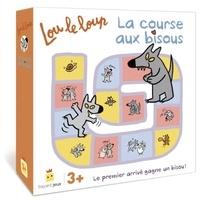 Catherine Proteaux - Lou le loup - La course aux bisous.