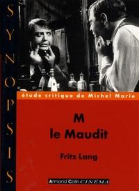 Michel Marie - M le Maudit - Fritz Lang.
