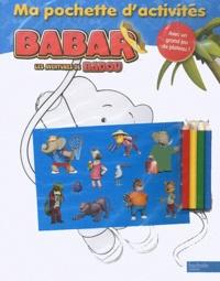 Hachette - Ma pochette d'activités Babar.
