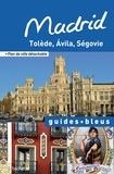 Hachette - Madrid - Tolède, Avila, Ségovie.