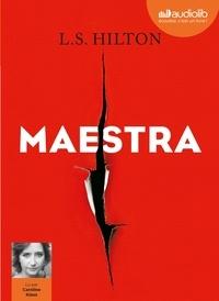 L. S. Hilton - Maestra. 1 CD audio MP3