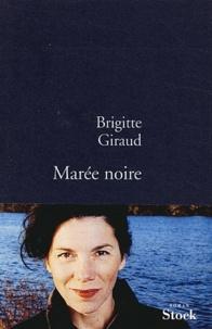Brigitte Giraud - Marée noire.