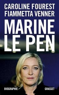 Caroline Fourest et Fiammetta Venner - Marine le Pen.