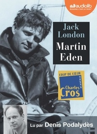 Jack London - Martin Eden. 2 CD audio MP3