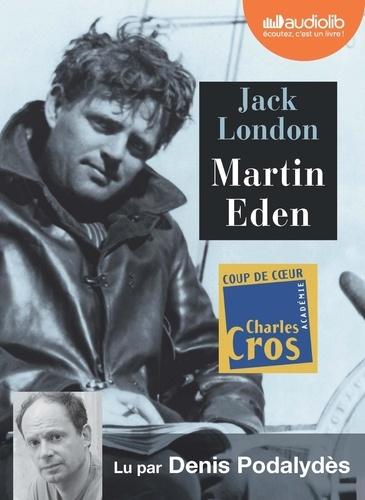 Martin Eden  avec 2 CD audio MP3