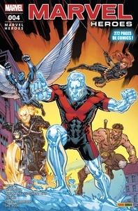 Matthew Rosenberg - Marvel Heroes N° 4 : Réunion de champions.