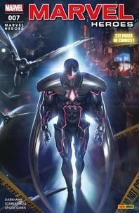 Jason Latour et Robbi Rodriguez - Marvel Heroes N° 7 : Le rapace noir.