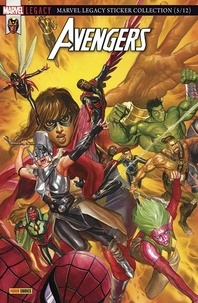 Mark Waid et Humberto Ramos - Marvel Legacy : Avengers N° 2 : Mondes en collision.