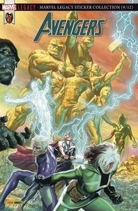 Mark Waid et Humberto Ramos - Marvel Legacy : Avengers N° 3 : .