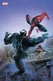 Brian Michael Bendis et Dan Slott - Marvel Legacy : Spider-Man N° 5 : Variant Paris Comic Con.