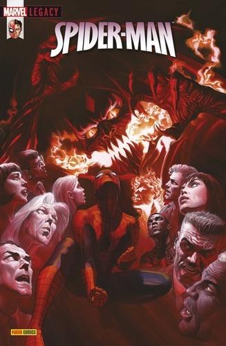 Dan Slott et Nick Bradshaw - Marvel Legacy : Spider-Man N° 7 : Adieu ?.