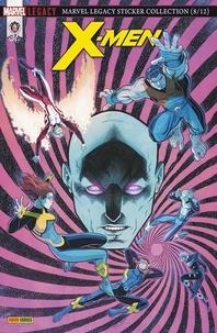 Mike Jr Deodato et Ed Brisson - Marvel Legacy : X-Men N° 2 : Guerre en zone négative.