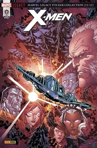 Alain Guerrini - Marvel Legacy : X-Men N° 3 : Casse temporel.