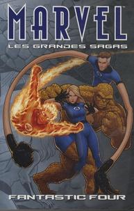 Alain Guerrini - Marvels N° 10, novembre 2011 : Fantastic Four - Le fascicule + le livre de collection.