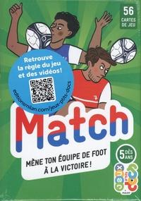 Marygribouille et Axel Buendia - Match - Mène ton équipe de foot à la victoire !.