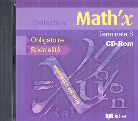 Didier - Mathématiques Tle S - CD ROM.