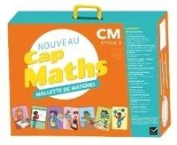 Roland Charnay et Georges Combier - Maths CM cycle 3 Cap Maths - Mallette de matériel.