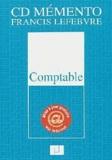 Pierre Dufils et Claude Lopater - Mémento Comptable. 1 Cédérom