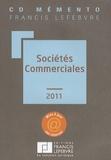 Francis Lefebvre - Mémento Sociétés Commerciales - 1 CD ROM.