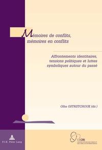 Olha Ostriitchouk - Mémoires de conflits, mémoires en conflits - Affrontements identitaires, tensions politiques et luttes symboliques autour du passé.