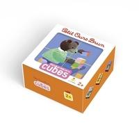 Danièle Bour - Mes premiers cubes Petit Ours Brun.