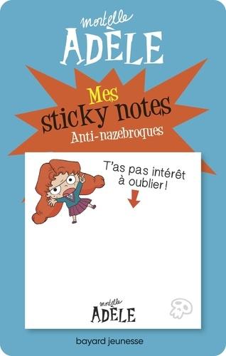 Mr Tan - Mes sticky notes Mortelle Adèle - Anti-nazebroques.