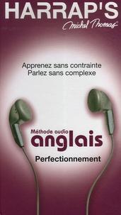 Michel Thomas - Méthode audio anglais Perfectionnement - 4 CD audio.