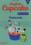 Christophe Romeu et Elena Iordan - Méthode d'anglais CM English Cupcake - Flashcards.