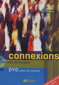 Didier - Méthode de français Connexions 1 niveau 1 - DVD Pour la classe.