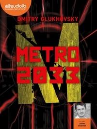 Dmitry Glukhovsky - Métro 2033. 3 CD audio MP3
