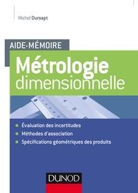 Michel Dursapt - Métrologie dimensionnelle.