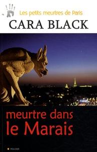 Cara Black - Meurtre dans le Marais.