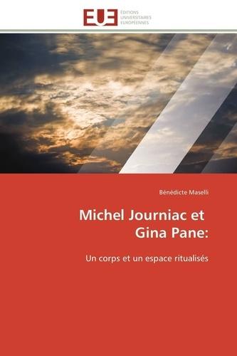 Bénédicte Maselli - Michel Journiac et   Gina Pane:.