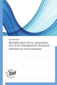 Farid Mechighel - Modélisation de la convection lors d'un changement de phase - Stabilisation par champ magnétique.